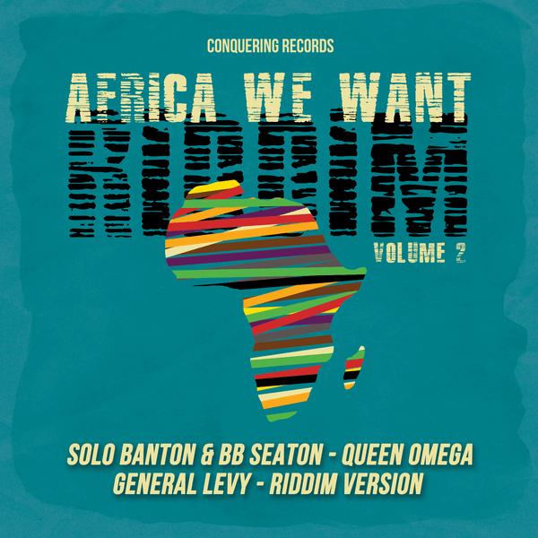 Africa We Want Riddim Volume 2